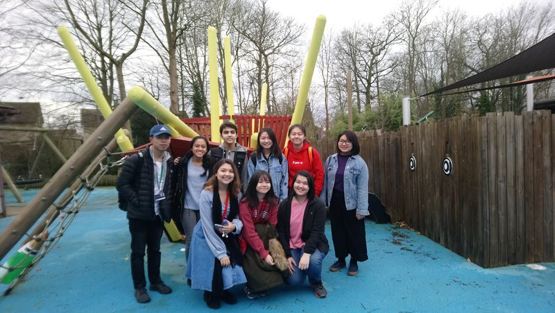 Abbey Cambridge Volunteer at East Anglia's Children's Hospices