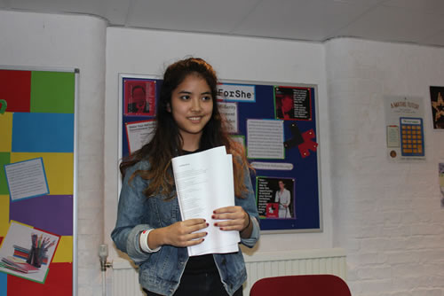 Abbey College Cambridge A Level English Poetry Competition