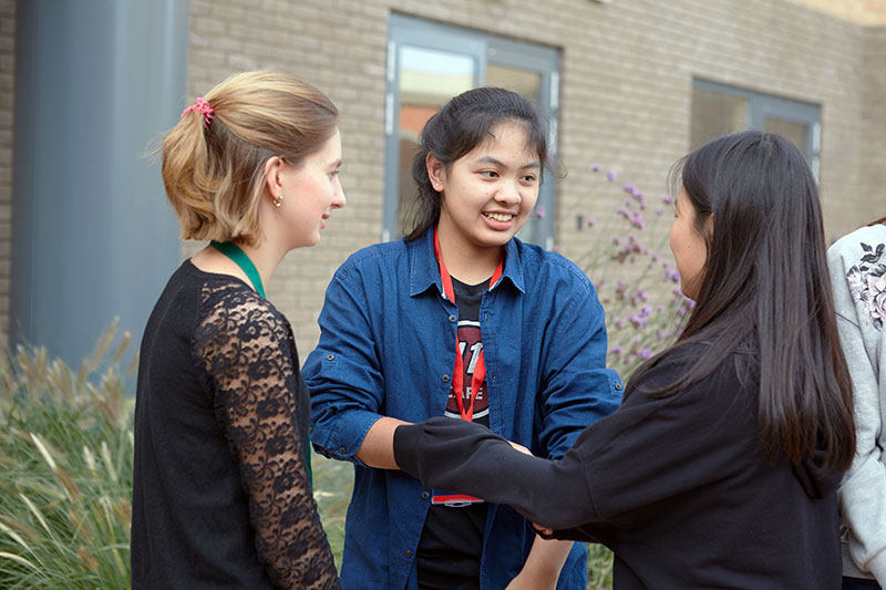 Abbey College Cambridge A-Level results news 2017