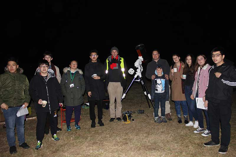 Abbey College Cambridge Astronomy Club