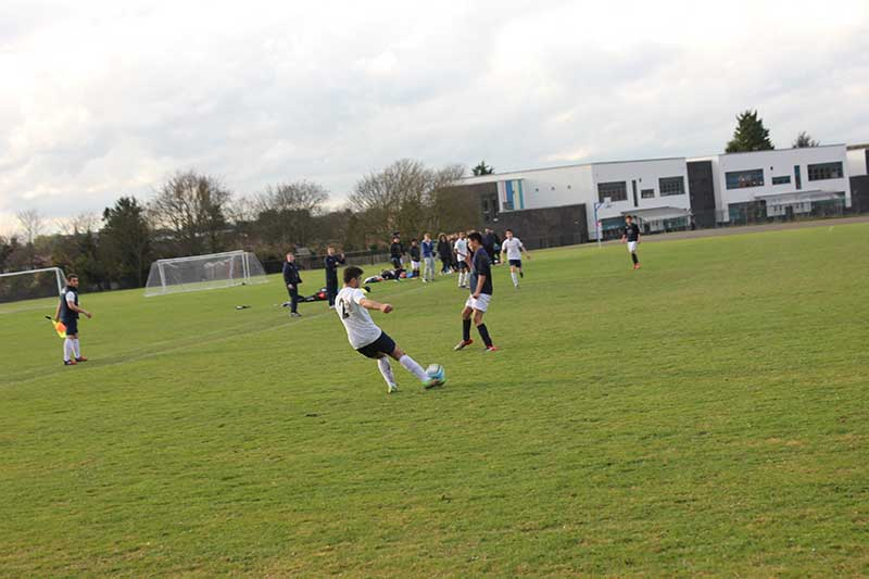 Abbey FC vs DLD College London
